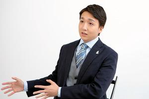 中村米吉=2021年1月29日、松竹提供