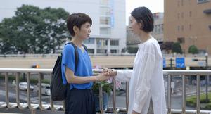 濱口竜介監督「偶然と想像」の第3話「もう一度」(C) 2021 NEOPA / Fictive