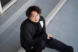 香取慎吾さん=伊ケ崎忍撮影