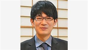 名人初挑戦を決めた斎藤慎太郎八段=2月27日