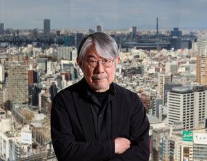 作詞家の松本隆さん=東京都渋谷区