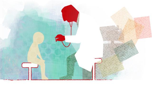 子どもへの性暴力第4部③ イラスト・米澤章憲