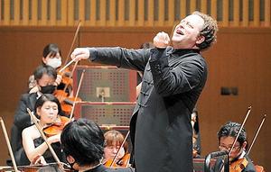 ジョン・アクセルロッド指揮、京都市交響楽団=京都市交響楽団提供