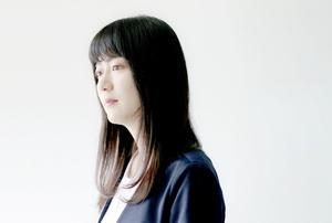 女流棋士の香川愛生さん=杉本康弘撮影