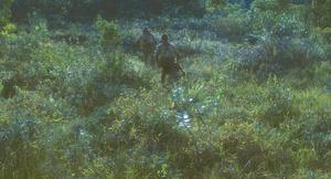 映画「ONODA」(原題)=配給会社提供 (C)bathysphere ‐ To Be Continued ‐ Ascent film ‐ Chipangu ‐ Frakas Productions ‐ Pandora Film Produktion ‐ Arte France Cinéma