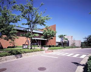 名古屋鉄道が運営する杉本美術館=愛知県美浜町、名古屋鉄道提供