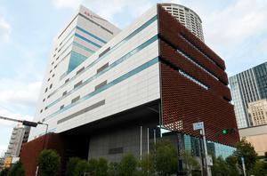 ABCテレビ=大阪市福島区