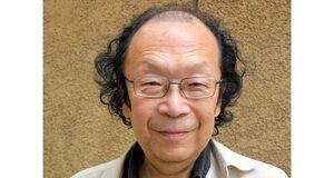 日本語学者の金田一秀穂さん