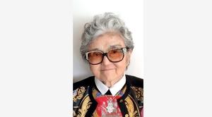 米ロサンゼルス生まれだった藤島メリー泰子さん。仕事に厳しいが、こまやかな気遣いを忘れない人だった=ジャニーズ事務所提供