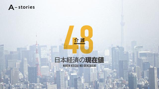 日本経済の現在値③介護「48」