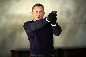 映画「007/ノー・タイム・トゥ・ダイ」で主役のジェームズ・ボンドを演じたダニエル・クレイグ(C)Danjaq,LLC and Metro-Goldwyn-Mayer Studios Inc. All Rights Reserved.