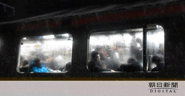 【JR信越線430人閉じ込め】「なんとか、しのいだ」「ずっと立ってる人もいた」 信越線の乗客、JRへの怒りも★3 YouTube動画>1本 ->画像>45枚