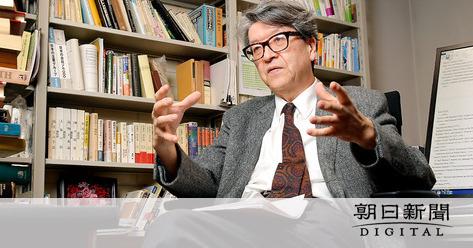 (インタビュー)デジタル通貨の行方 経済学者・岩井克人さん