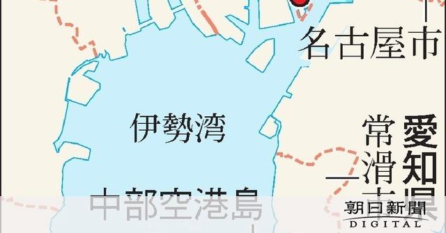 名古屋港の大規模展示場、建設断念へ 河村市長方針:朝日新聞デジタル asahi.com