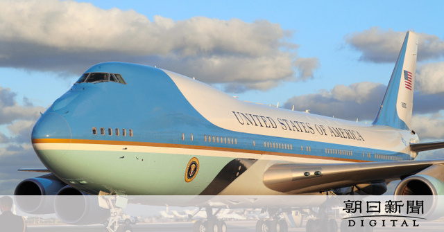 6db68e8da ... 18 that it had signed a contract with Boeing, a major US aircraft  operator, to renew its two presidential plane