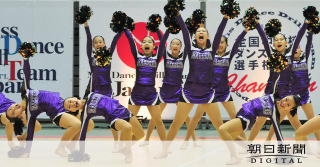 Dance drill championship, Ryukoku University with Heian