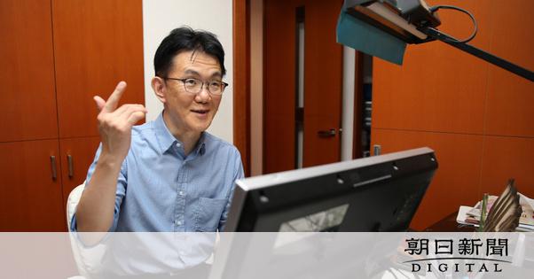 日本語の正誤こだわる社会「辞書も加担」 飯間浩明さん:朝日新聞デジタル