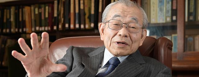 (インタビュー)平成から新時代へ 冷戦後デモクラシー 政治学者・東京大学名誉教授、三谷太一郎さん