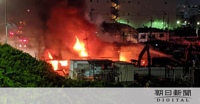 爆発事故、死者2人に ほかの2人も重体 大阪・高槻:朝日新聞デジタル