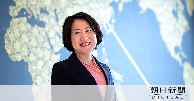 ひと)片倉正美さん 大手監査法人で初の女性理事長:朝日新聞デジタル