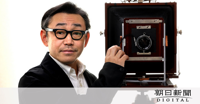 大判写真に記憶と今を 石井正則さんを突き動かす被写体:朝日新聞デジタル