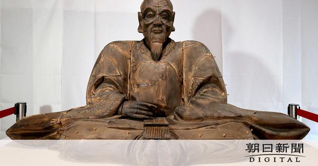 豊臣秀吉の等身大像か 扉が封印された神社から発見:朝日新聞デジタル