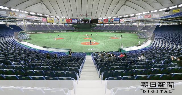 Photo of プロ野球、出場登録日数めぐり選手会反発 開幕に影響も:朝日新聞デジタル   朝日新聞デジタル