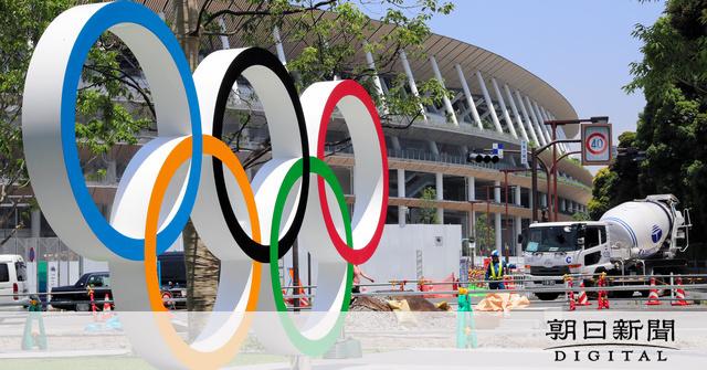 東京五輪の開催、「再延期」が32% 朝日新聞世論調査 - 東京オリンピック:朝日新聞デジタル