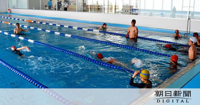 大阪)貝塚市で屋内での水泳授業スタート 本社が受託