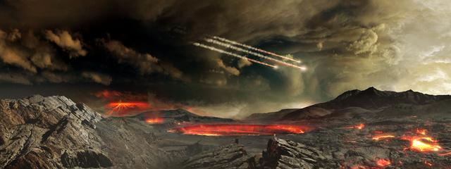 「地球外生命、期待できる」天文学者が試算結果から推論