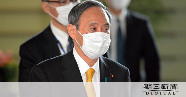 感染拡大地域への保健師派遣「倍増」へ 首相が表明