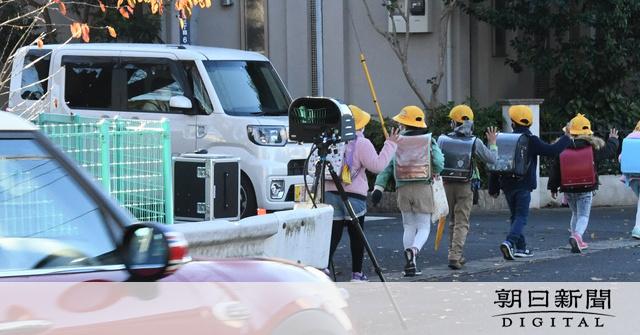 移動式オービス、茨城県警が導入 通学路での活用に期待