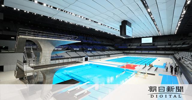 五輪最終予選の3大会、一転実施へ調整 国際水泳連盟