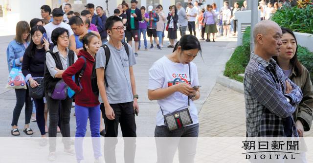 香港、区議に「忠誠」を義務化する条例可決 拒めば失職