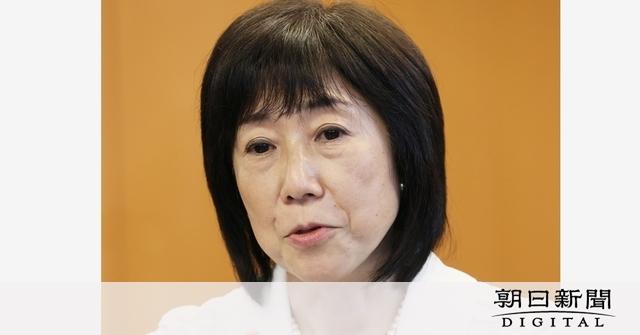 民間から人事院総裁に 霞が関改革託された川本裕子さん
