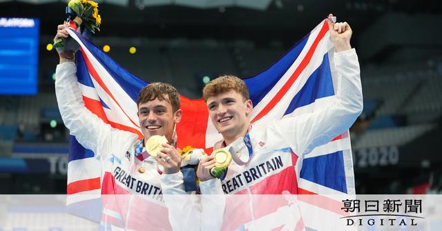 「私はゲイで、金メダリスト」 英国飛び込み選手が会見で語った半生 [飛び込み]