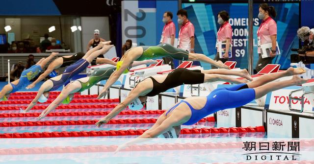 パラ競技始まる、選手は最多4千人 午後に水泳など決勝