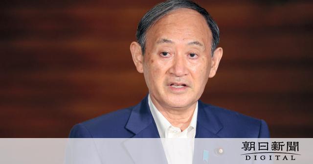 菅首相、河野氏支持を表明 コロナワクチン対策を評価