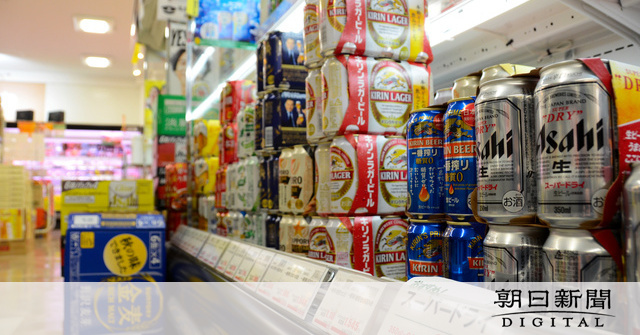 家飲みビール、次々投入のアサヒ 背景にコロナと「ドライ」の強さ:朝日新聞デジタル