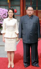 正恩氏、夫人から「禁煙して」 韓国特使団と会食の席で:朝日新聞デジタル