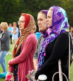 イスラム 教 女性