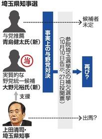 埼玉 補欠 選挙