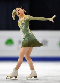 大陸 フィギュア 選手権 四