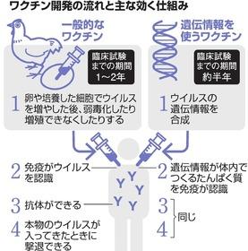 完成 ワクチン コロナ ウイルス
