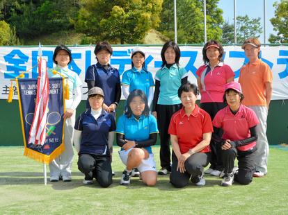 ソフトテニス 島根 連盟 県