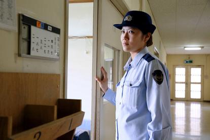 女性刑務官のやりがいPR 定員割れ続き、女子会も開催:朝日新聞デジタル