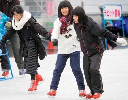山形 スケート リンク