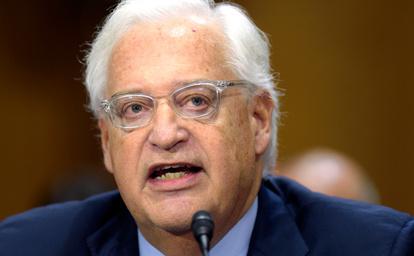 駐イスラエル大使指名の弁護士、昨年「2国家共存」否定:朝日新聞デジタル