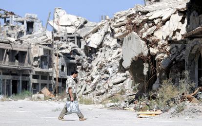 今世紀最悪の人道危機」シリア内戦、どうして複雑化?:朝日新聞デジタル