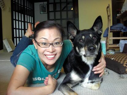 捨て犬だった晴太郎、夫婦のあり方変えた 柴田理恵さん:朝日新聞デジタル